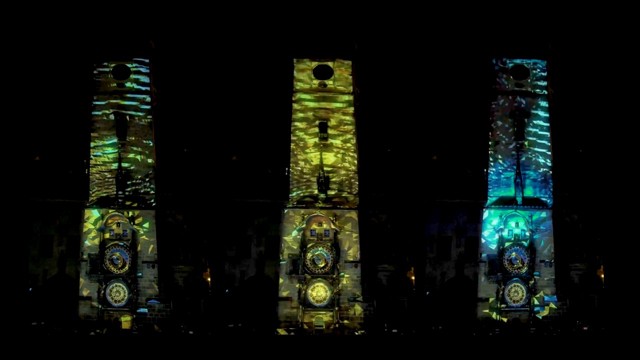 Videomapping